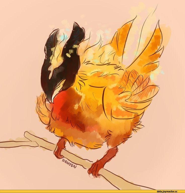 phoenix dota 2 chibi-#12