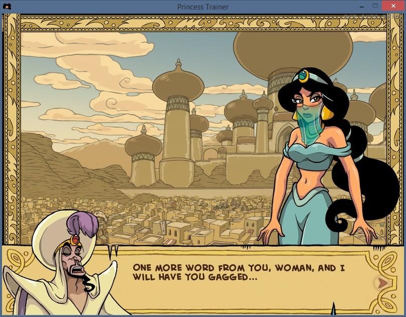 Akabur Princess Jasmine Porn - Princess trainer challenges guide