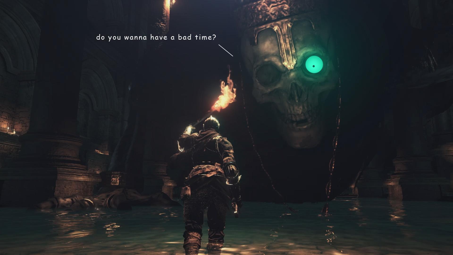 dark souls 3 how to get hidden body