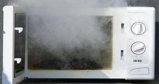 Easy breakfast in the microwave