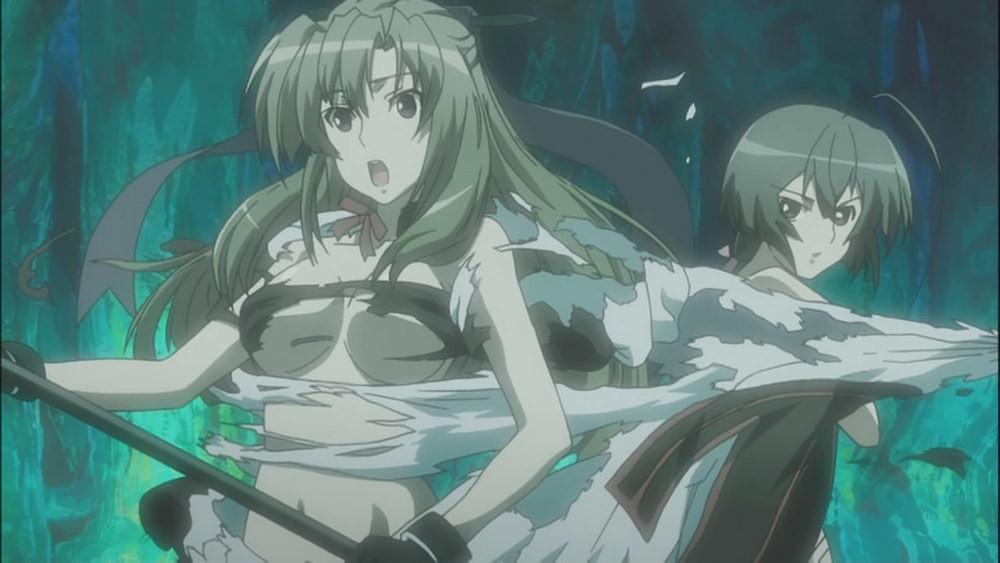 Resultado de imagen para anime fanservice